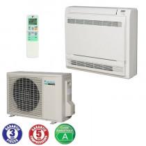 Daikin: Airco-heater Eco, type sol (de 2,5 à 5 kW)