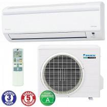 Daikin: Airco-heater Eco, type mural (de 2.00 à 7.10kw)
