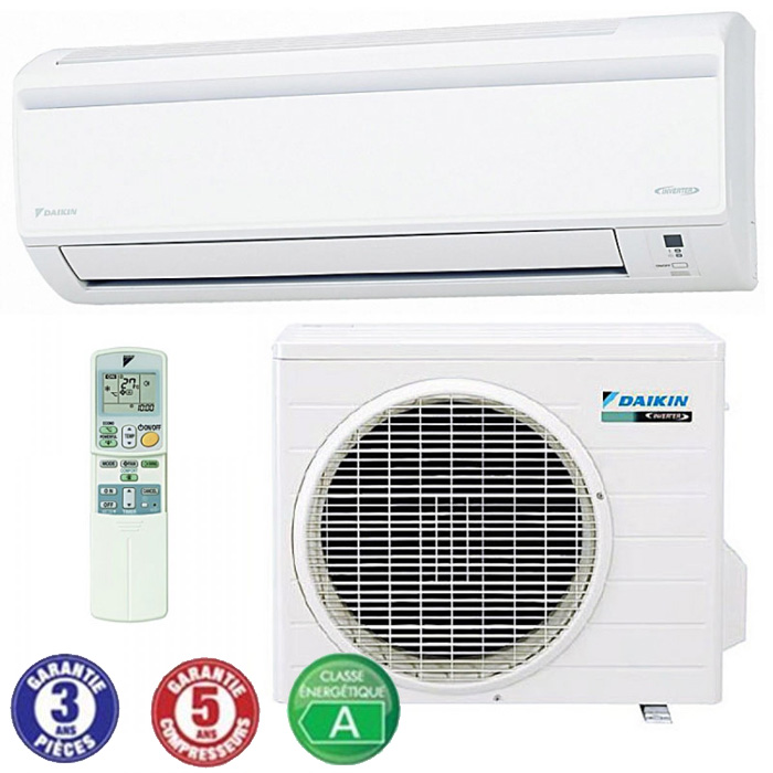 Daikin airco heater eco type mural de for Mural daikin